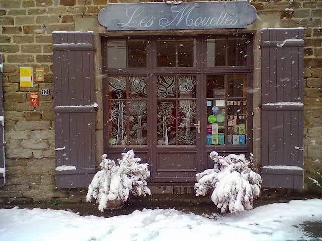 chambres d'hotes de charme - Saint-suliac - Bed & Breakfast