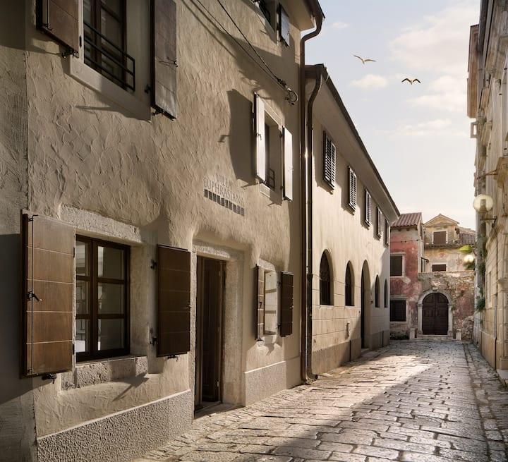 Villa Euphrasiana, Croatia Luxury Rent