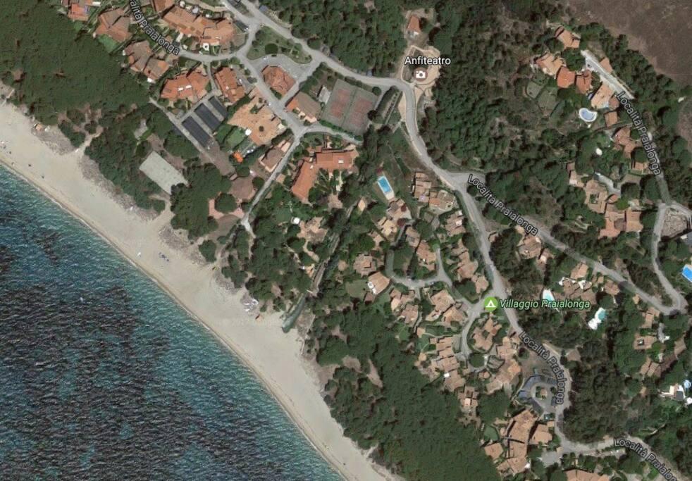 Villaggio Praialonga