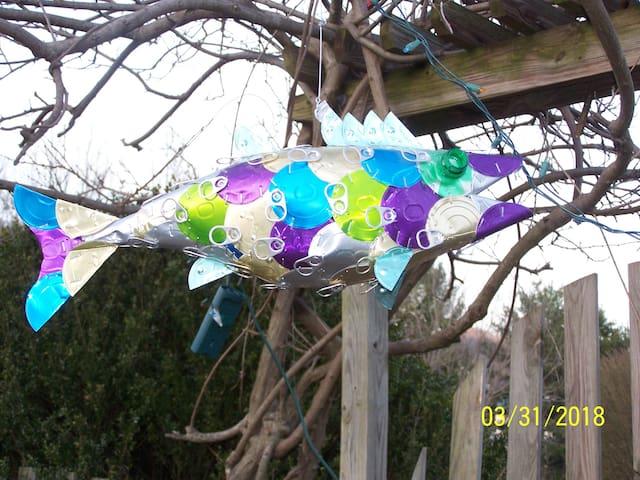 My kind of yard art.