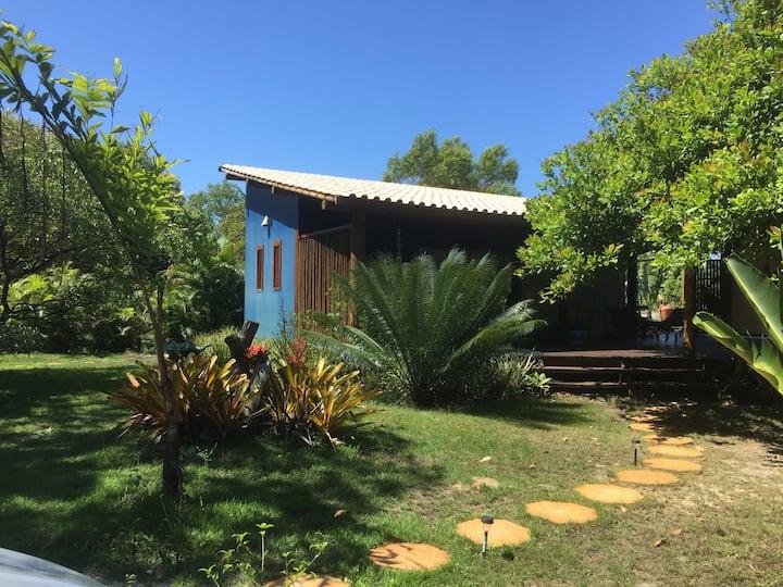 Casa estilo Loft a beira mar - Santo André BA
