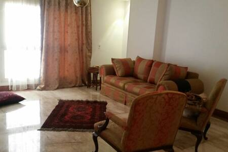 Cozy Beautiful Apartment in baron city compound - Al Abageyah