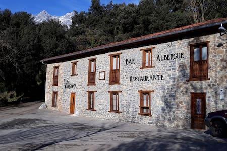 Albergue La Vargona. Liebana, Picos de Europa