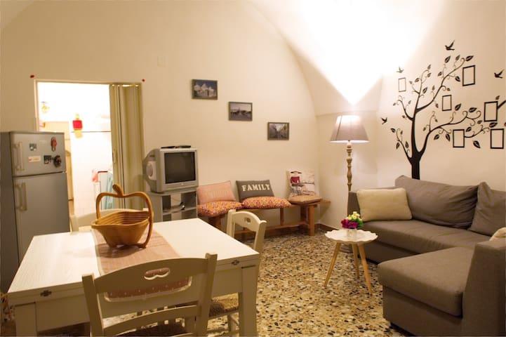 Casetta tipica pugliese