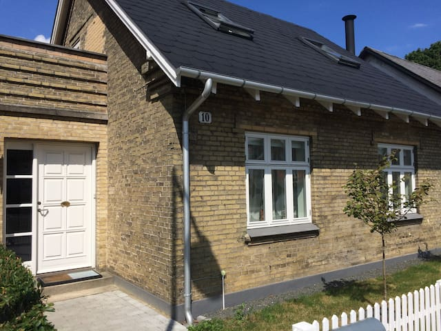 Børnevenligt og hyggeligt byhus tæt på centrum - Odense - House
