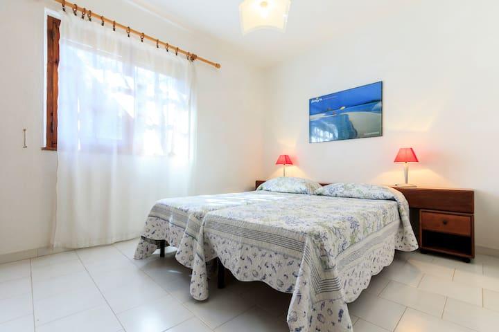 Wohnung  (EG) für 6 Personen 200 Meter vom Strand - Santa Margherita di Pula - Apartment