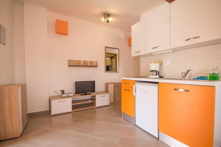 Stella Maris Apartment for 3 - Umag - Apartamento