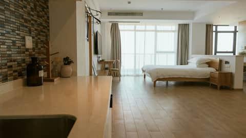 舒适惬意无敌海景公寓