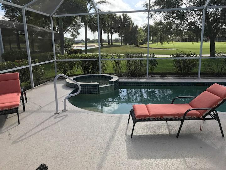 Southwest Florida Golf and Leisure Retreat