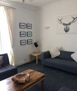 Newly decorated flat in heart of Callander