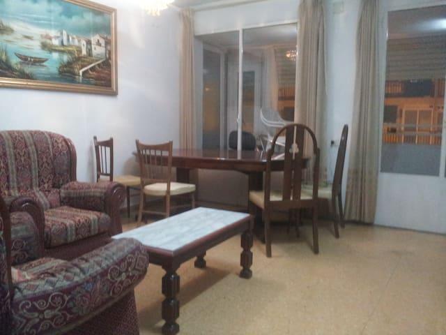 Habitación individual (Ramon llul /blasco ibañez) - Nules - Appartamento