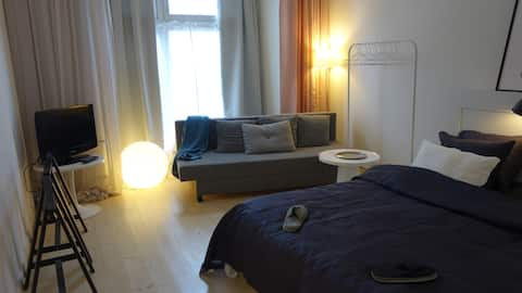 Charming apartment in the best part of Helsinki