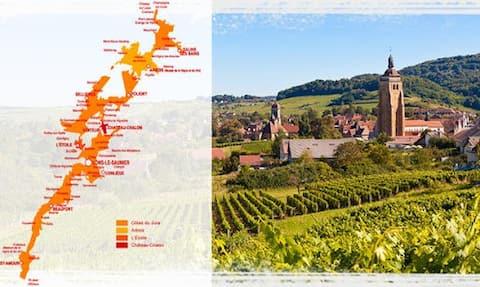 MAISON au cœur de la route des Vins du Jura