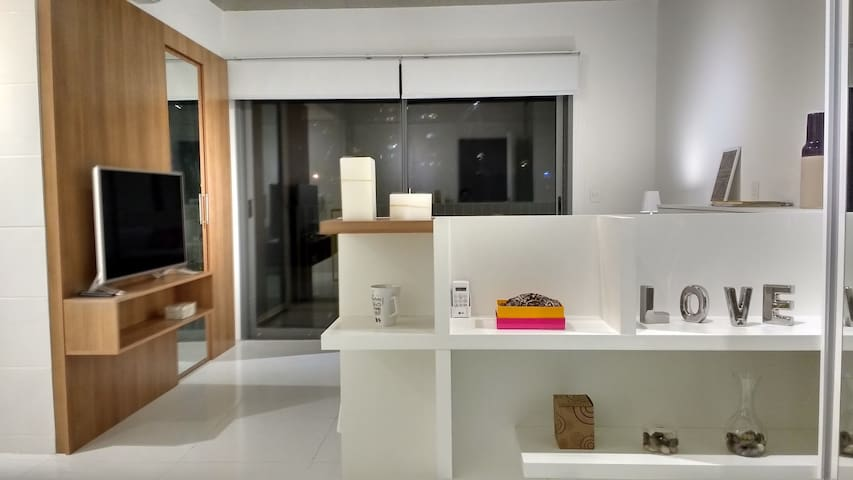 Indi Vila Olimpia - São Paulo - Appartement