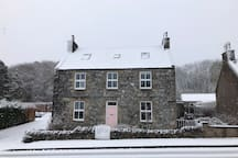 Aultmore B&B, Dufftown  Attic Twin room
