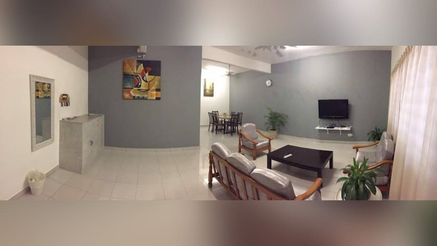 Bkt Chedang (S2) Homestay Seremban free 30mbps