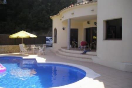 Villa 156 with private Pool - Sa Riera - Huvila