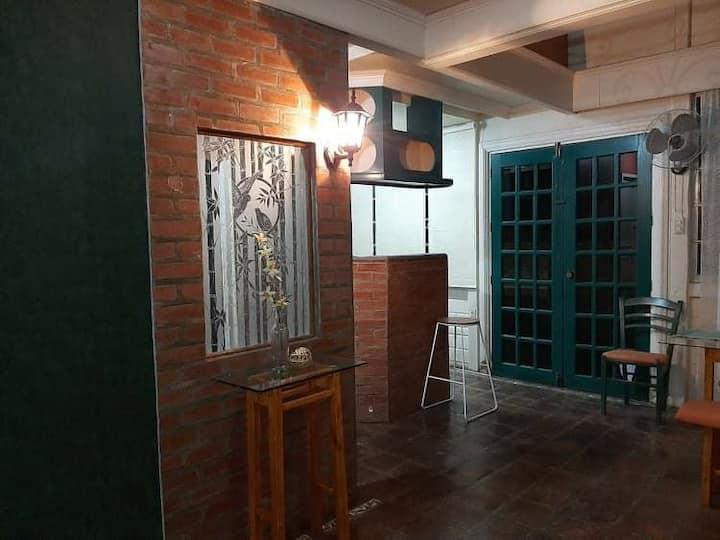 Carribean style house in San Isidro Village 2