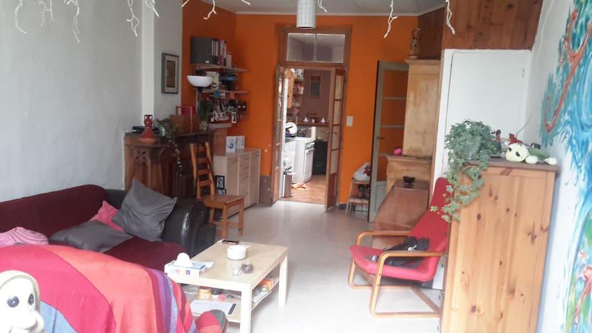 Petite maison charmante - Liège - Casa