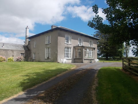 Gurteen House-10 mins from Birr- 2nd Double Room