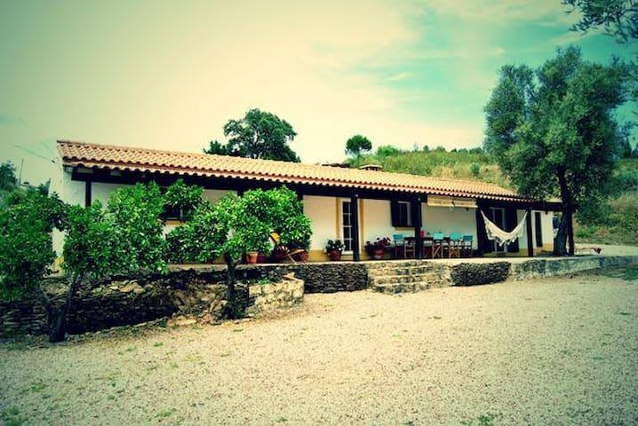 Cottage House Alentejo Coast - Vila Nova de Milfontes - House