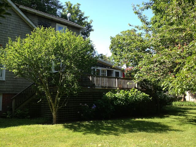 Lovely village house, close to town - Sag Harbor