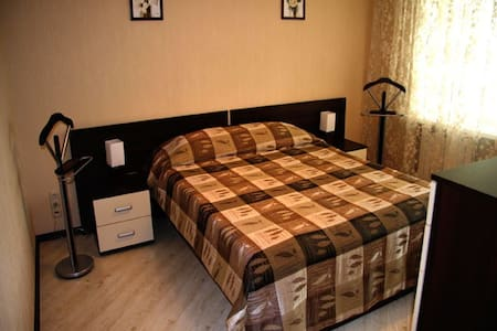 2-х ком квартира в хорошем районе - Уфа - Apartment