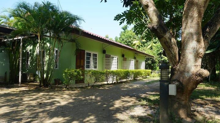 บ้านสวนแม่น้ำ-บ้านริมสวน 4