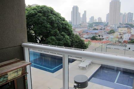Brand new apartment at Alto da Lapa - Són Paulo