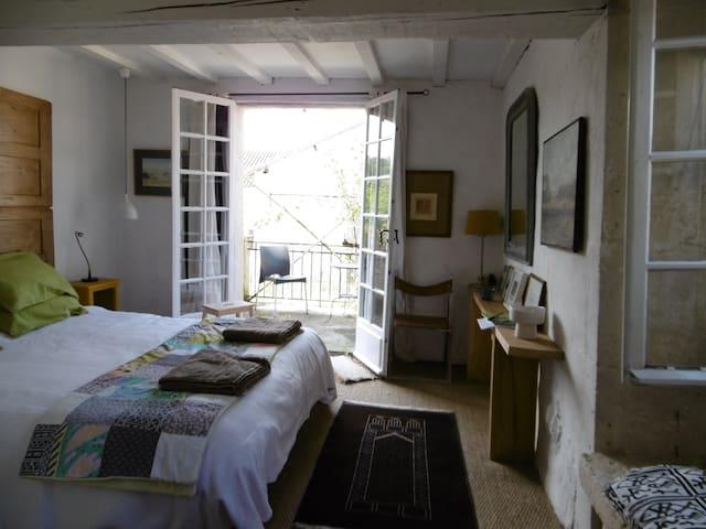 Pauliac Chambres d'Hôtes-Prune - Celles