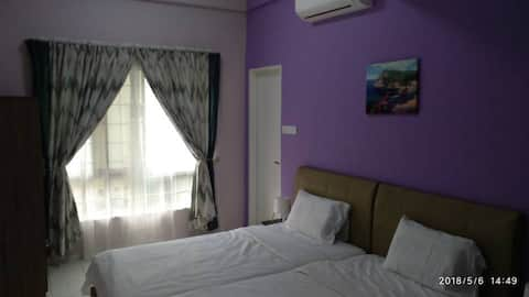 Shared Apartment at API-API Center(2 SS beds R2)