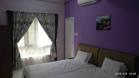 Shared Apartment at API-API Center(2 SS beds R2)