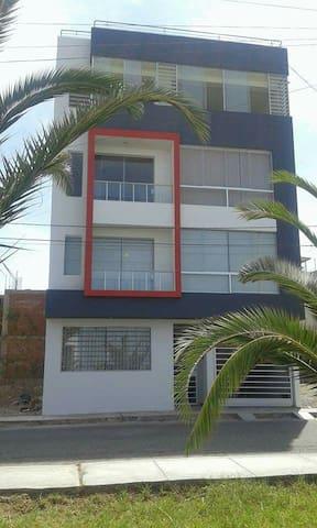 Departamento cómodo, lujoso y seguro en Tacna