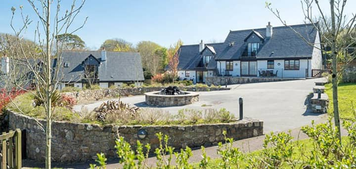 Outstanding property for family in Rural Cornwall