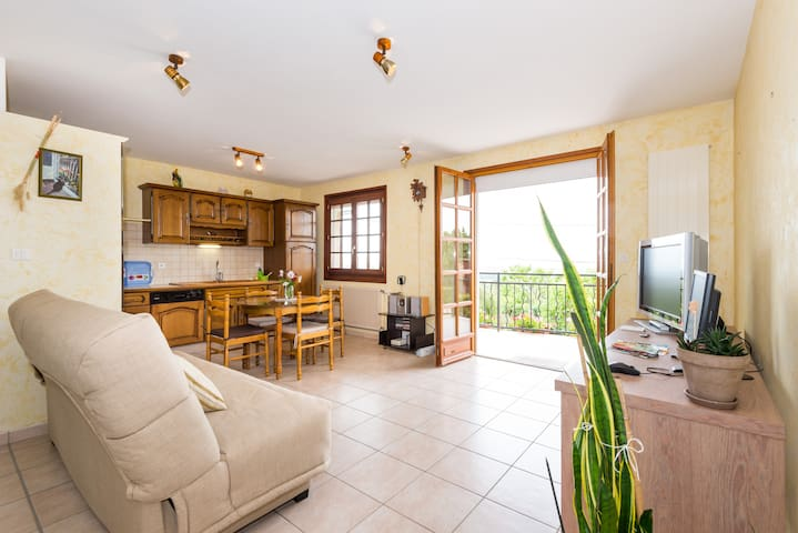 Appartement au coeur du Beaujolais - Villié-Morgon - Apartament