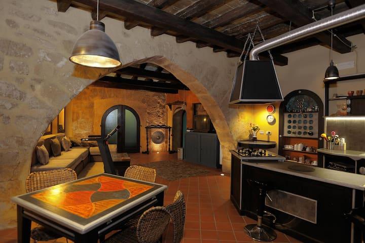 Case vacanze Culturart house suite1 - Agrigento - Vindsvåning