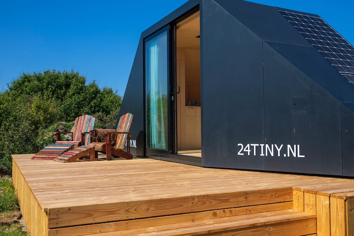 24 Tiny House aan Zee