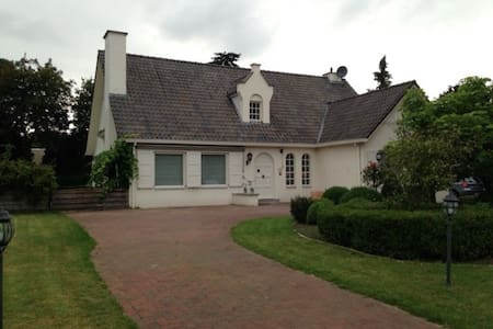Charming villa with large garden - Hamont-Achel