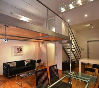 Magnifico Loft elegante e riservato. Top in Town!