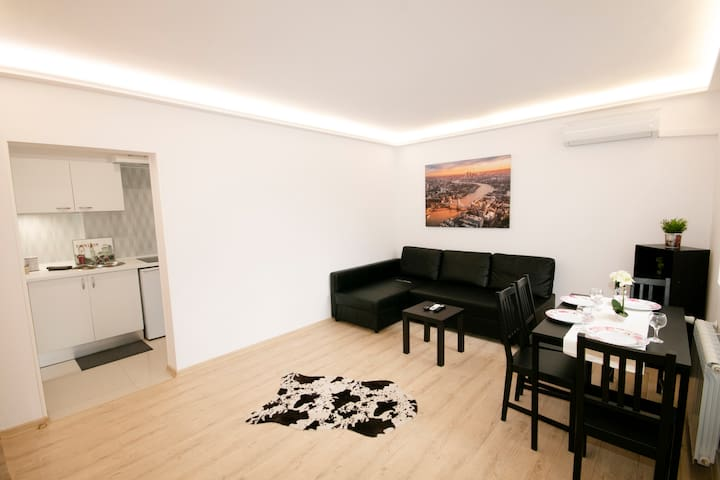 "Luxury Apartment ""London"" in Centar of Sofia"