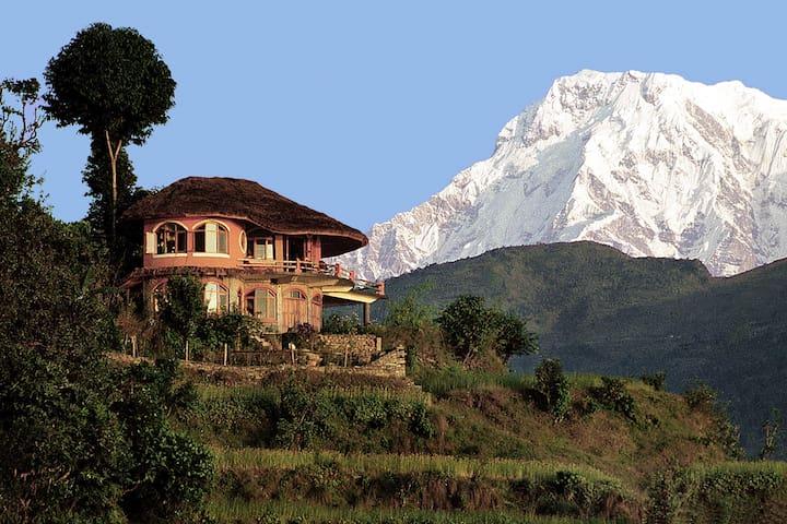 Anadu House - Pokhara - Villa