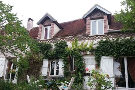LONGERE - Fontaines, Yonne - House