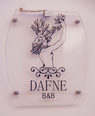Camera mimosa-dalia del DAFNE B&B