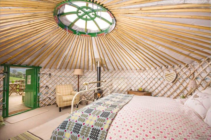 A cosy Yurt - Llangollen - Jurte
