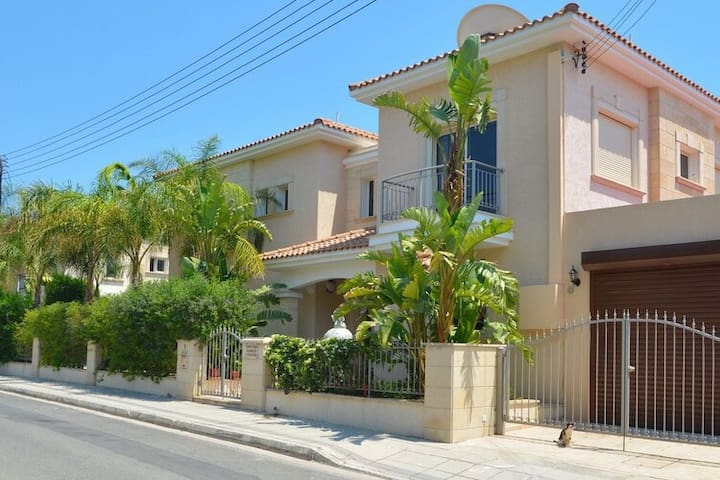 Limassol luxury villa with Sea view