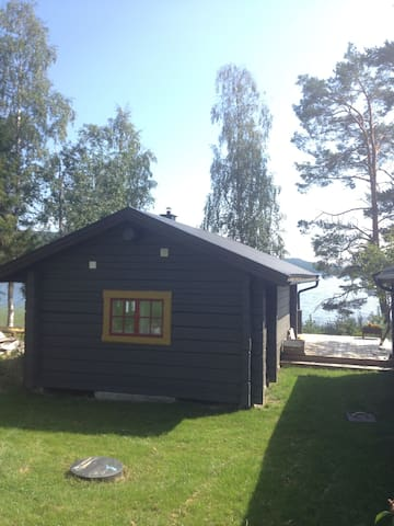Cabin with 4 beds