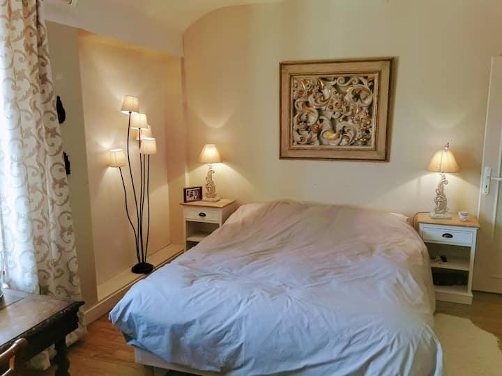 Charmante chambre dans longère, vallée de la Loire