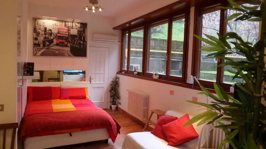 quiet studio in the heart of EUR - Rome - Apartmen