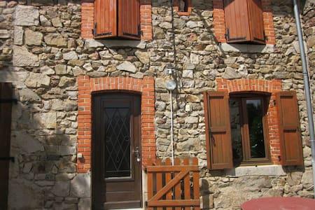 Maison en pierre - Saint-Georges-Lagricol - Haus