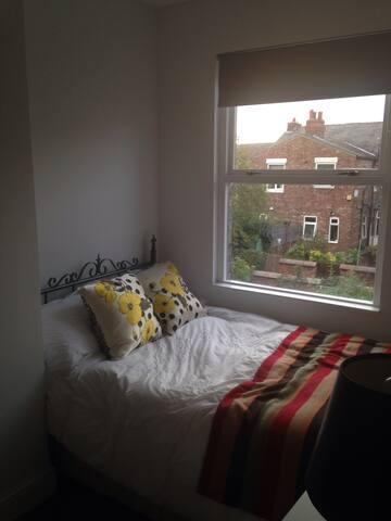 Double room in vibrant Chorlton